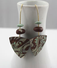 Polymer Jewelry by River Wolfe